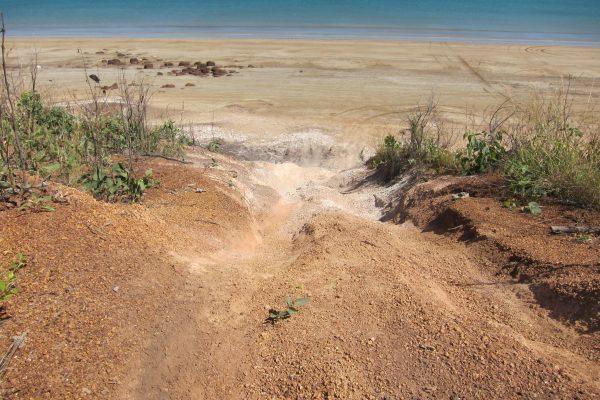 Gunn Point conservation erosion